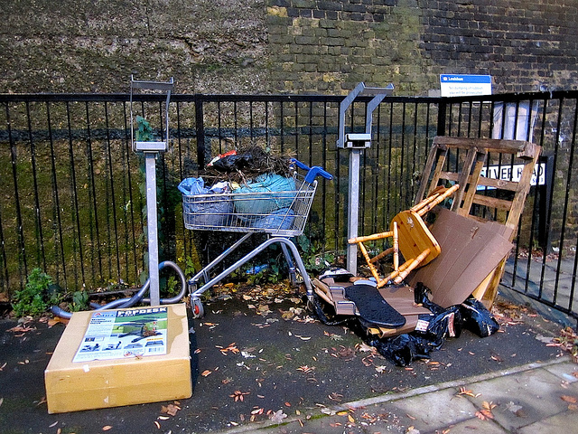 Generic fly-tipping