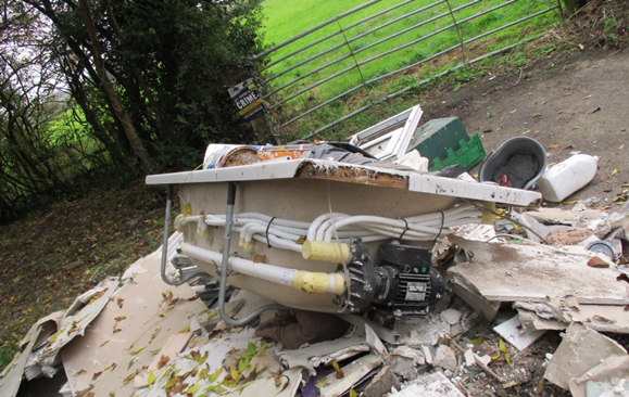 Fly-tipping June