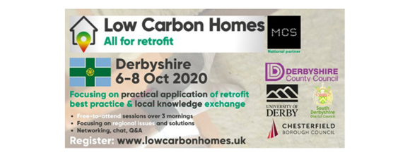 Low Carbon Homes online events
