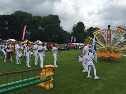 Festival of Leisure band 2016