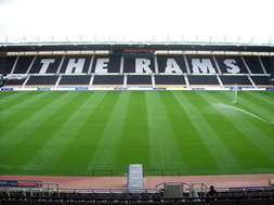 Pride Park grounds