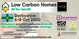 Low Carbon Homes event