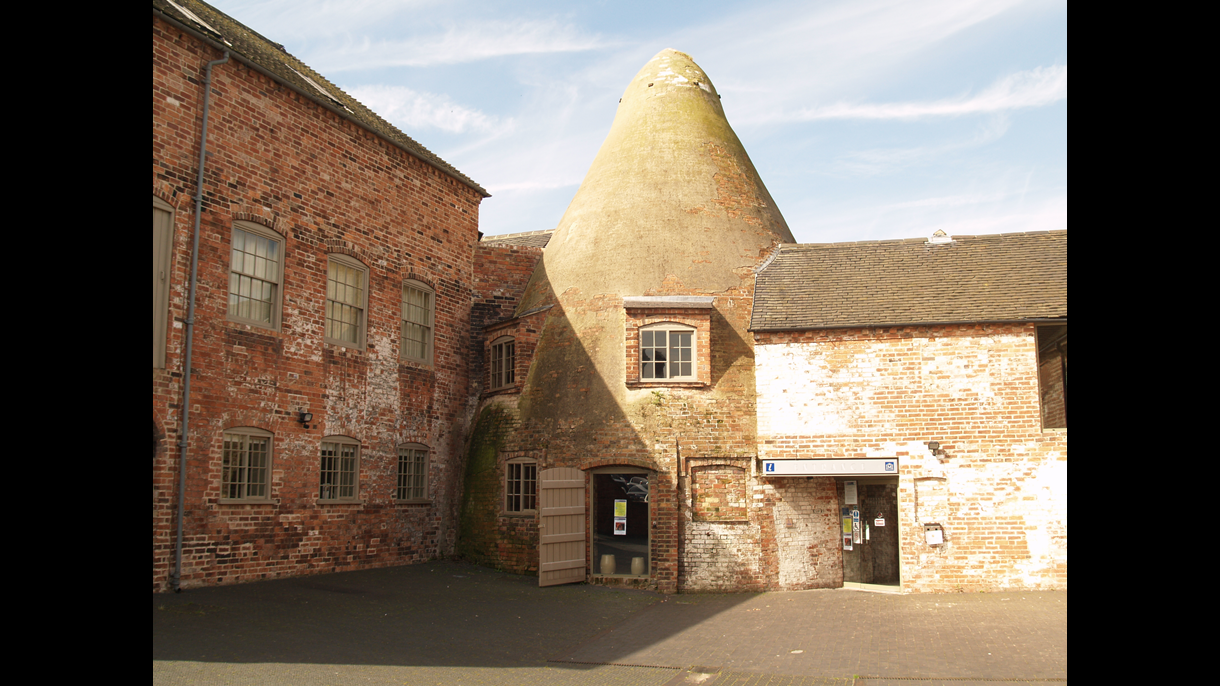Sharpe's Pottery Museum
